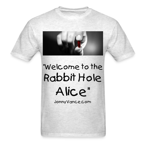 The Rabbit Hole Shirt - Men's T-Shirt