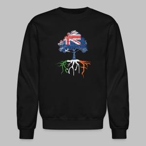 Australian Irish Roots - Crewneck Sweatshirt