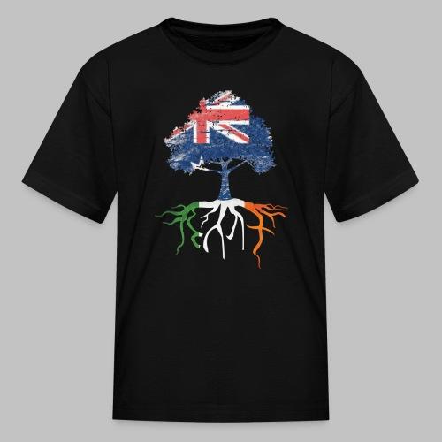 Australian Irish Roots - Kids' T-Shirt