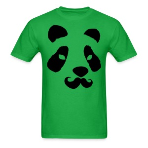 PandaStache - Men's T-Shirt