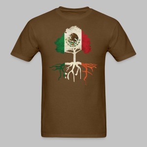 Mexican Irish Roots - Men's T-Shirt