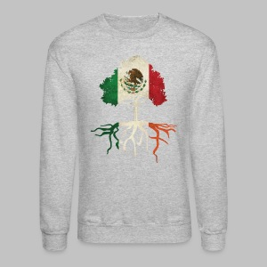 Mexican Irish Roots - Crewneck Sweatshirt