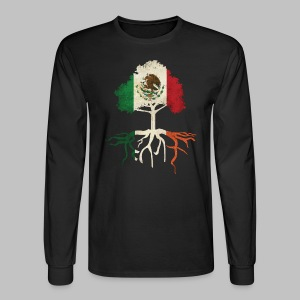 Mexican Irish Roots - Men's Long Sleeve T-Shirt