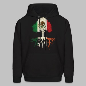 Mexican Irish Roots - Men's Hoodie