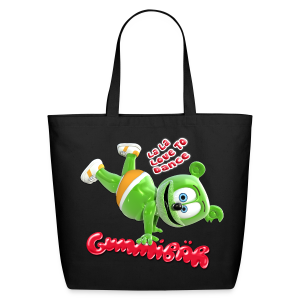Gummibär (The Gummy Bear) La La Love To Dance Tote Bag - Eco-Friendly Cotton Tote