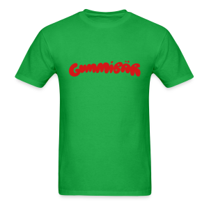 Gummibär (The Gummy Bear) Logo Men's T-Shirt - Men's T-Shirt