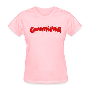 Gummibär (The Gummy Bear) Logo Ladies T-Shirt - Women's T-Shirt