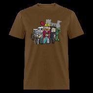 T-Shirts ~ Men's T-Shirt ~ The Cast