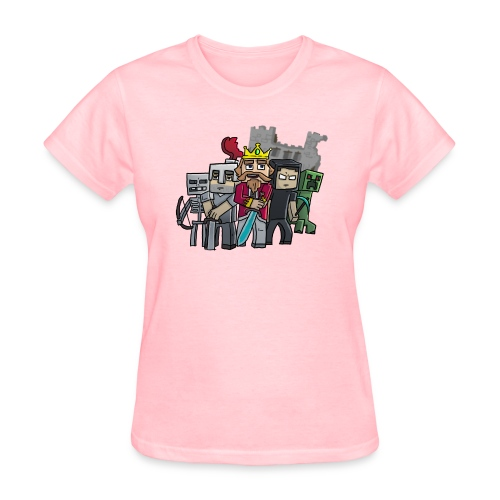 The Cast - Women's T-Shirt