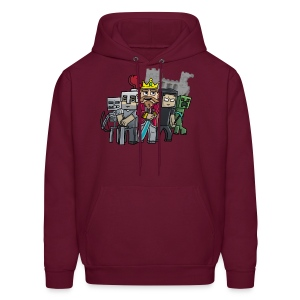 The Cast - Men's Hoodie