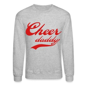 Cheer Daddy Retro Crew Neck - Crewneck Sweatshirt