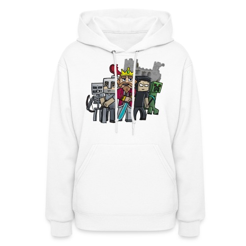 The Cast - Women's Hoodie