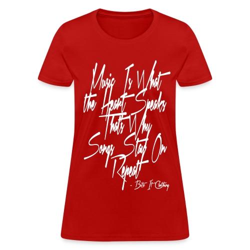 Women's Repeat T-Shirt - Women's T-Shirt