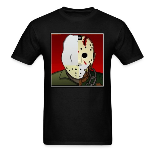 Voorhees through the years... - Men's T-Shirt