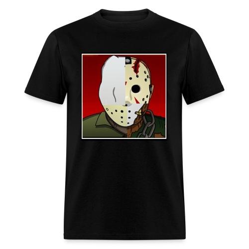Voorhees through the years... - Men's T-Shirt