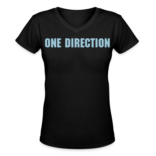 One Direction - Niall - Women's V-Neck T-Shirt
