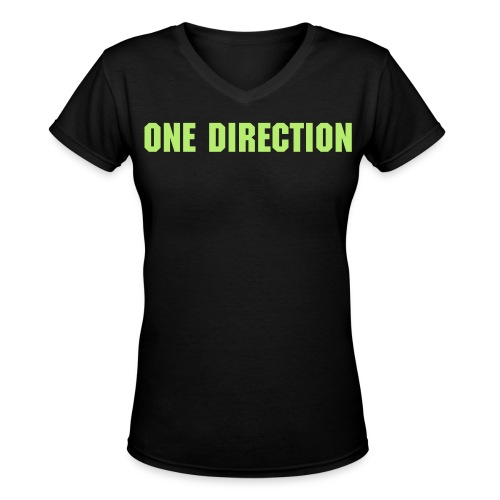 One Direction - Liam - Women's V-Neck T-Shirt