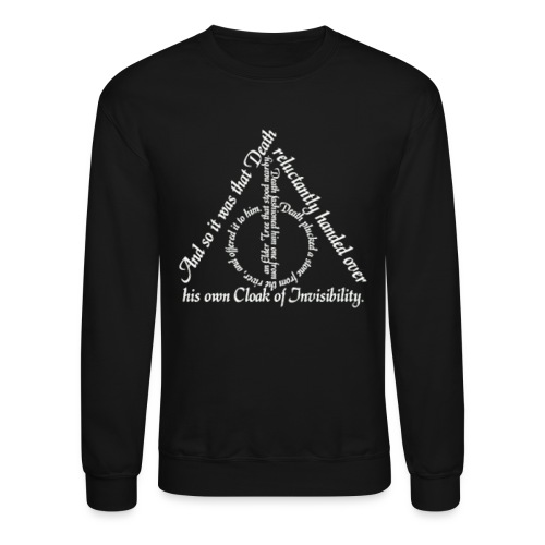 Crewneck Sweatshirt - Harry Potter T-Shirt,Harry Potter Sweat shirt,Harry Potter Shirt,Harry Potter Always,Harry Potter,Deathly Hallows