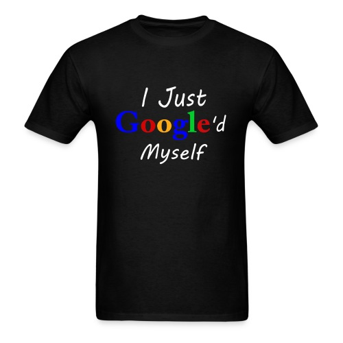 Google - Men's T-Shirt