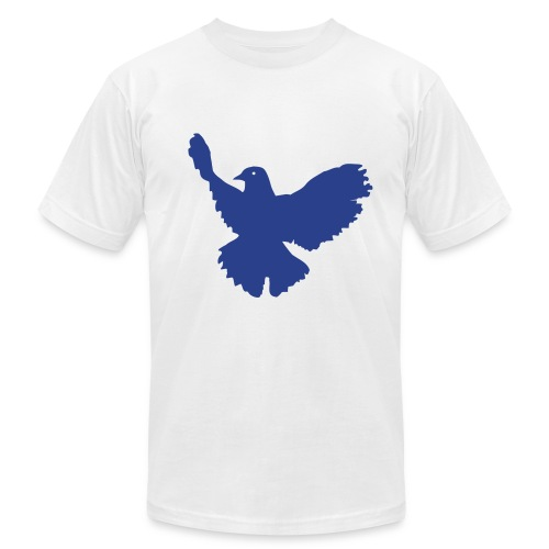 Cries of the blue dove - Men's Fine Jersey T-Shirt