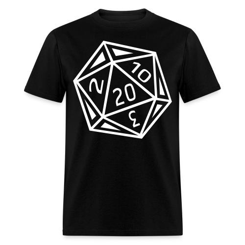 D20 Tee - Men's T-Shirt