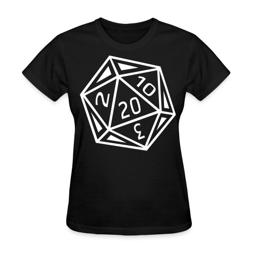 D20 Tee - Women - Women's T-Shirt