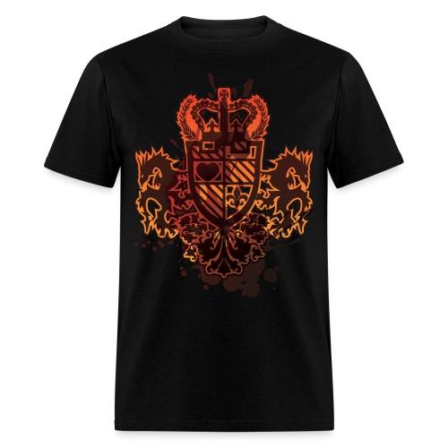 Dragon Knight Tee - Men's T-Shirt