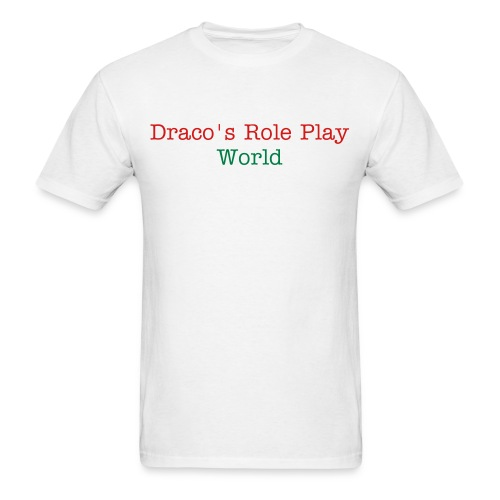 Role Play World basic T - Men's T-Shirt