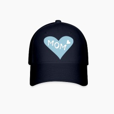 Love Mom Baseball Cap