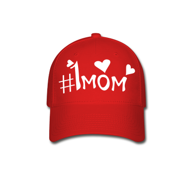 Number 1 MOM Baseball Cap