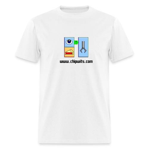 Lightweight cotton T-Shirt - IFSEE PIE, PICKUP - Men's T-Shirt