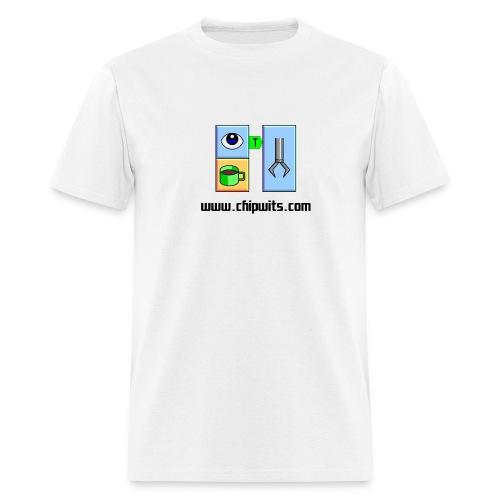 Lightweight cotton T-Shirt - IFSEE COFFEE, PICKUP - Men's T-Shirt