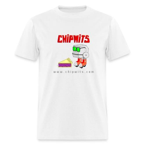 Lightweight cotton T-Shirt - Chipwit and pie - Men's T-Shirt