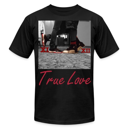AJ Love - Men's Fine Jersey T-Shirt