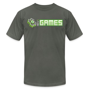 Rev3Games Tee - Men's T-Shirt by American Apparel