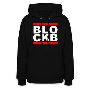 RUN Block B - Women's Hoodie