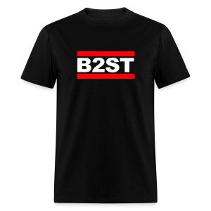 RUN B2ST - Men's T-Shirt