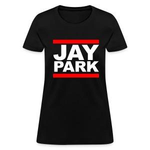 RUN Jay Park - Women's T-Shirt