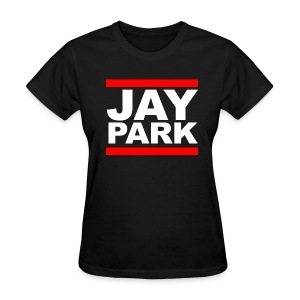 RUN Jay Park - Women's T-Shirt