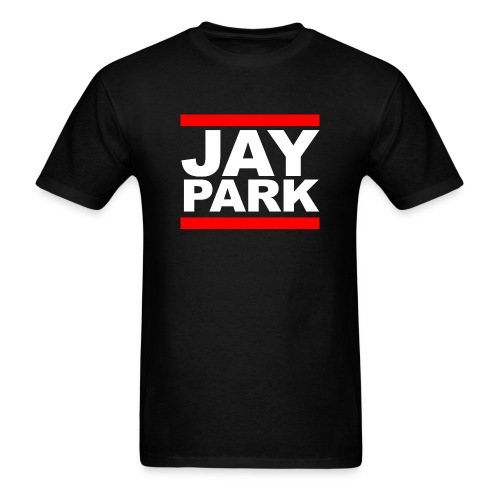 RUN Jay Park - Men's T-Shirt