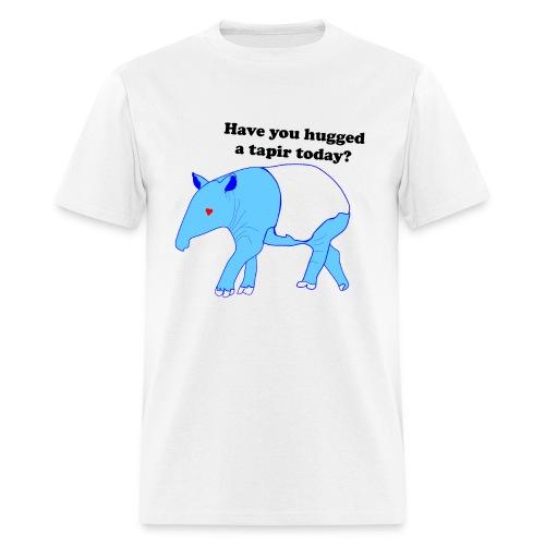 Have you hugged a tapir today? - Men's T-Shirt
