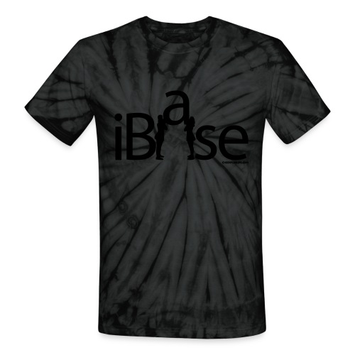 IBASE CHEERLEADING T SHIRT - Unisex Tie Dye T-Shirt