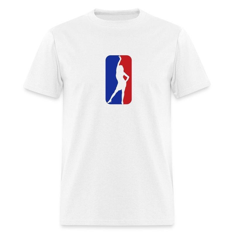 Girl Salsa T Shirt - Men's T-Shirt