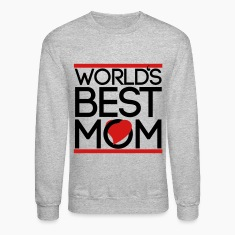 worlds_best_mom Long Sleeve Shirts