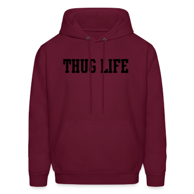 Thug Life [new] Hoodies