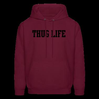 Thug Life [new] Hoodies