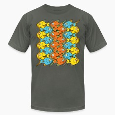 Something is Nicely Fishy Here! T-Shirts