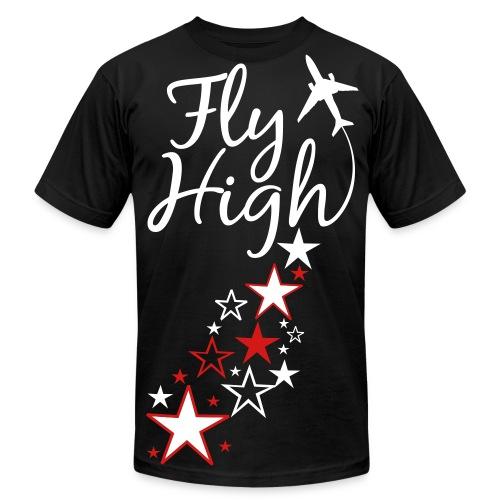 Fly High - Men's Fine Jersey T-Shirt