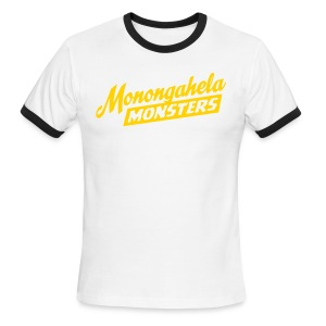 Monongahela Monster's Coach T-Shirt - Men's Ringer T-Shirt