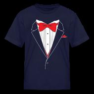 Kids' Shirts ~ Kids' T-Shirt ~ Funny Tuxedo T Shirt Youth